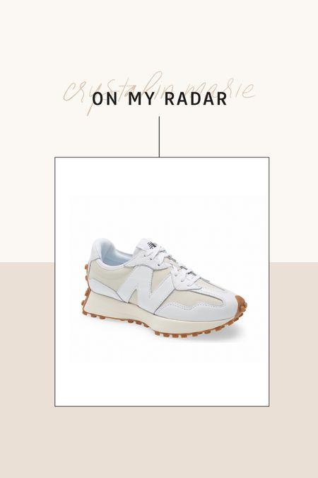 New Balance 327 sneaker    #LTKshoecrush #LTKunder100