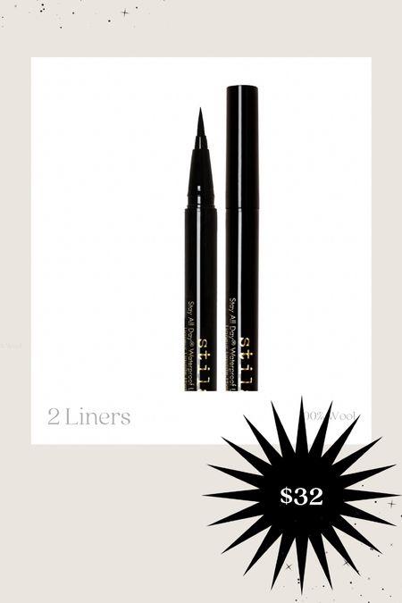 My *favorite* liner!     #LTKbeauty #LTKunder50 #LTKsalealert