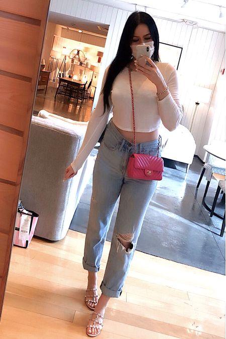 http://liketk.it/3grYh #liketkit @liketoknow.it #LTKbeauty #LTKstyletip #LTKtravel comfiest jeans of life   denim, #ltkseasonal, ootd
