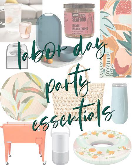 Summer send-off: Labor Day party essentials. 🍹⛱🎉  Style, lifestyle, outdoor dining, fall @shop.ltk #competition  #LTKsalealert #LTKhome #LTKSeasonal