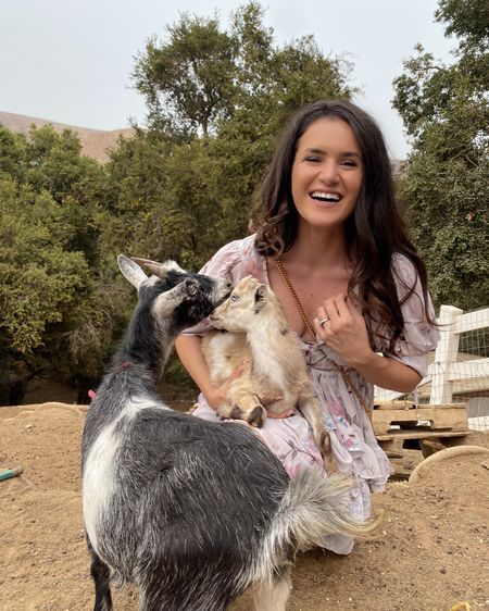 This birthday was the G.O.A.T. - thank you for the sweet birthday wishes! 🥳🐐   @revolve @tularosalabel @liketoknow.it http://liketk.it/2Wvqf #liketkit   #revolve #revolveme #revolve #revolvearoundthehouse #tularosalabel #tularosa