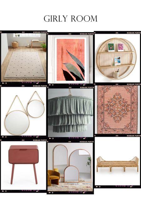 Few things for my girl's bedroom   #LTKbacktoschool #LTKhome #LTKkids
