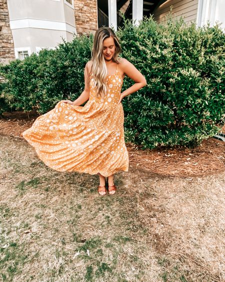 How to make your Monday better? -  throw on a fun yellow dress   http://liketk.it/3eqTO #liketkit @liketoknow.it #LTKunder50 #LTKstyletip
