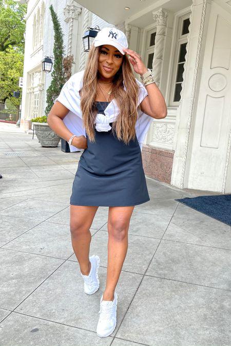 My tennis / golf dress is back in stock and on sale I am wearing a size Small @liketoknow.it http://liketk.it/3j4Ld #liketkit #LTKunder50 #LTKsalealert