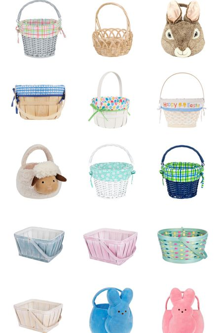 BasKeTs: Easter is literally around the corner...have you gotten your baskets to fill with treats, hunt eggs and make the sweetest memories with for this year?  I have shopped baskets for all styles and great prices, some starting at only $2.   🐰,XXAP @liketoknow.it #liketkit http://liketk.it/3btfY #airicapuckettstyle #apstyle