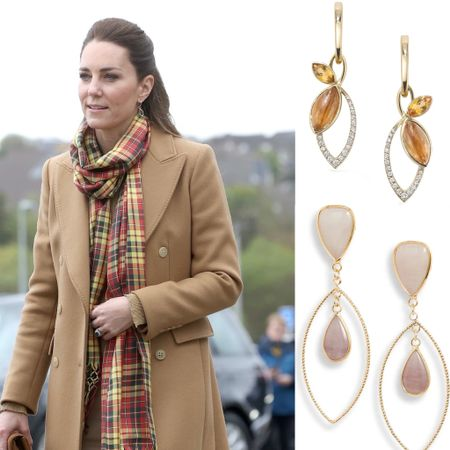 Dupe earrings #nordstromrack  #LTKeurope #LTKunder50