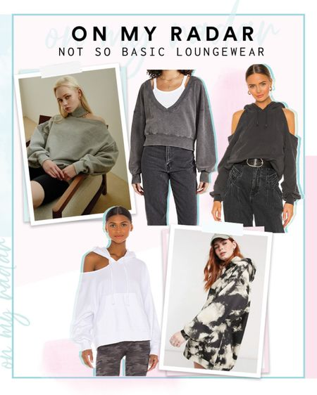 @liketoknow.it http://liketk.it/39Og1 #liketkit #LTKstyletip #LTKunder100  loungewear cut out hoodies sweatshirt #LTKhome