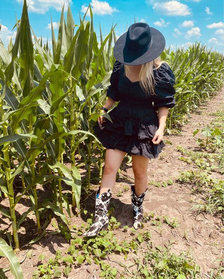 Getting lost in a corn field http://liketk.it/2RLAk #liketkit #LTKstyletip #LTKshoecrush #LTKsalealert @liketoknow.it
