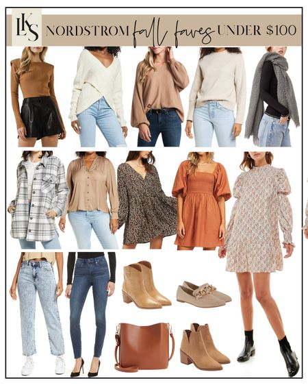 sharing some #nordstrom fall faves under $100 today on the blog 😍♥️ to shop all of the products seen here, go to laurenkaysims.com! #fallfashion @nordstrom . . #liketkit #LTKSeasonal #LTKunder100 @shop.ltk http://liketk.it/3oaNX  #LTKunder100 #LTKSeasonal
