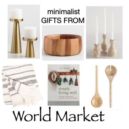 Lovely minimalist gift ideas from @worldmarket! 🎄 http://liketk.it/32S8H #liketkit @liketoknow.it