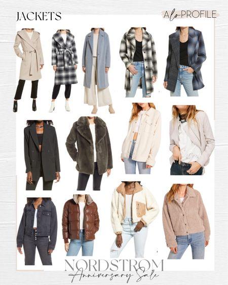 Nsale jackets   #LTKsalealert