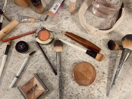 Drugstore makeup product + beauty products + makeup products + get ready with me  #LTKsalealert #LTKbeauty #LTKbacktoschool