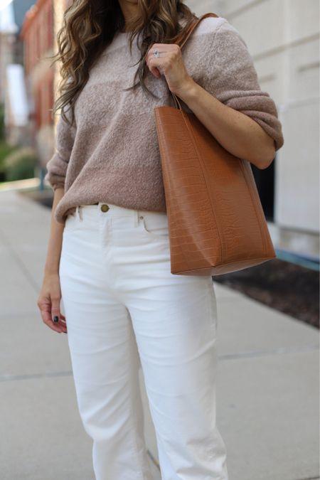 Pants and sweater tts    #LTKsalealert #LTKitbag #LTKstyletip