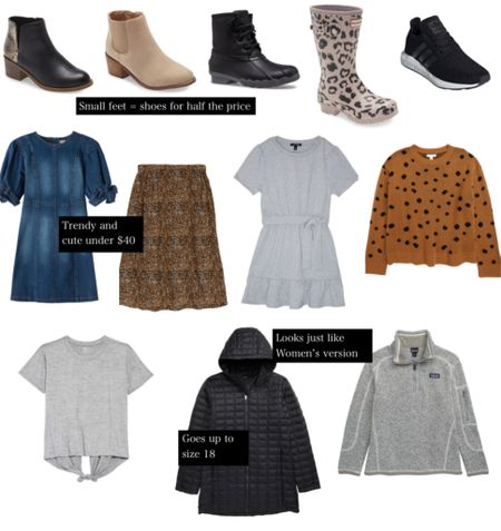 Calling all petite girls!! I'm 5'2 and can wear all of these kids clothes/shoes from the Nordstrom Anniversary Sale! The prices are so good!   #LTKshoecrush #LTKkids #LTKsalealert