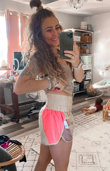 Small in free people the way home shorts   #LTKfit #LTKstyletip #LTKunder50
