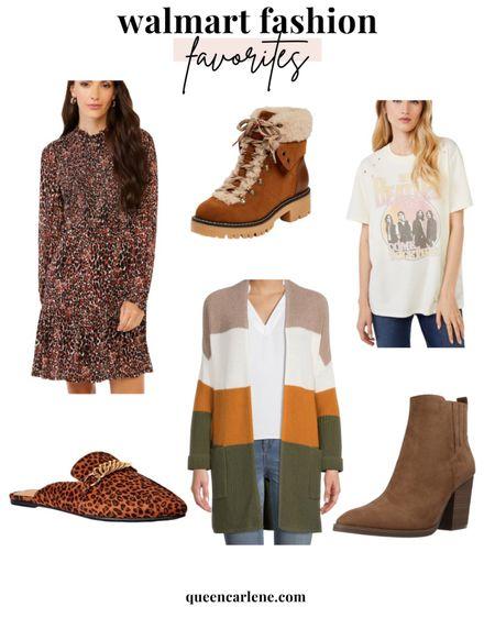 New fall fashion at walmart!   Walmart fashion, Walmart finds, fall fashion, fall style  #LTKunder50 #LTKSeasonal #LTKshoecrush
