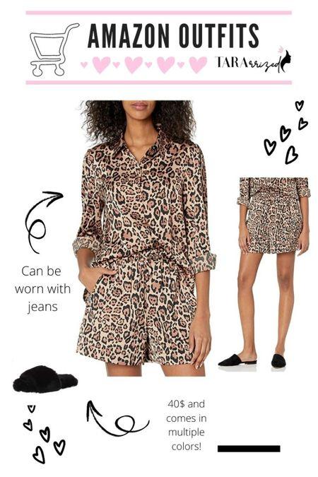 New Amazon the Drop versatile pieces to snag!  http://liketk.it/37oDT  #liketkit @liketoknow.it #LTKunder100 #LTKunder50 #leopard #amazonfinds #loungewear  #LTKstyletip