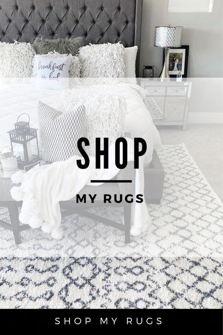 Rugs in my home at ModernFarmhouseGlam  Dining room rug, living room rug, kitchen rug, neutral area rugs  #LTKhome #LTKSeasonal #LTKSale