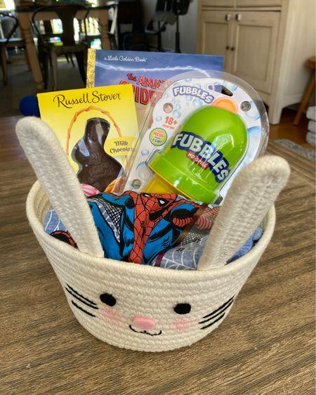 Toddler Easter basket! http://liketk.it/3all9 #liketkit @liketoknow.it #LTKfamily #LTKkids @liketoknow.it.family @liketoknow.it.home