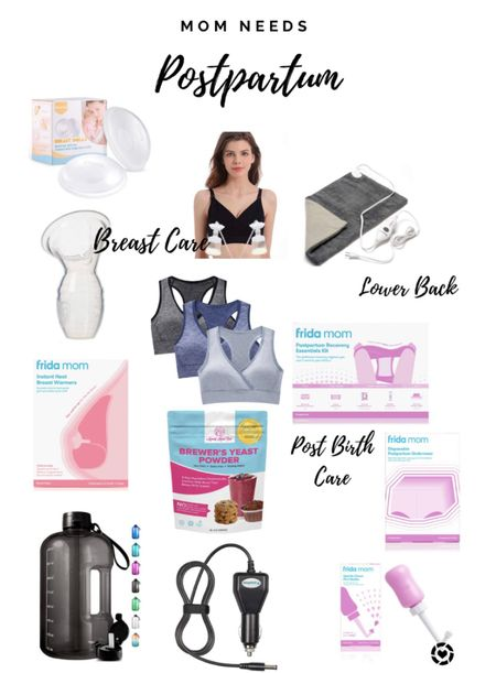 Postpartum, hospital bags, baby.   #LTKfamily #LTKbaby #LTKbump