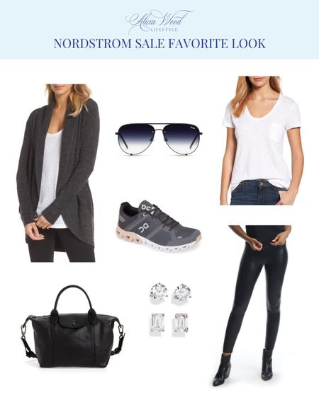 #NSale | Get the look! All my favs including the Barefoot Dreams cardigan that I pretty much don't go anywhere without! Available in all sizes S and colors . http://liketk.it/3kfRz #liketkit @liketoknow.it #LTKitbag #LTKsalealert #LTKstyletip #2021NSale #barefootdreams #cloudflow #longchamplepliage