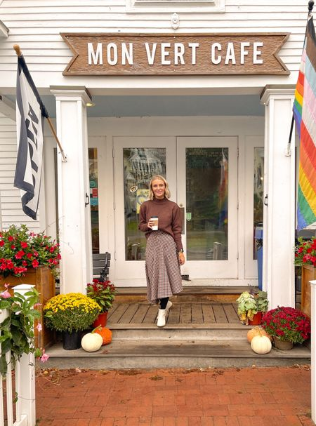 """BACK TO REAALUTY TODAY AND I WILK MISS THE """"Butterqueer Latte"""" from @monvertcafe   #LTKSeasonal #LTKunder100 #LTKunder50"""