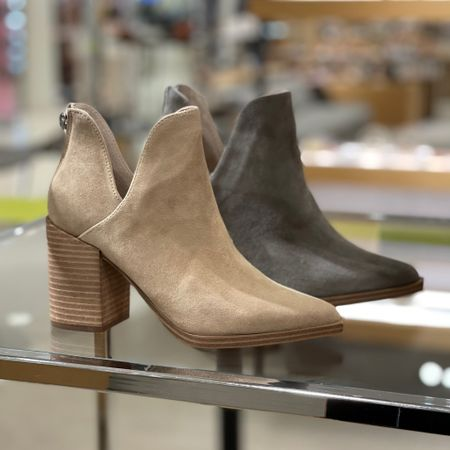 A favorite fall bootie from the Anniversary Sale! Love this color but this #nsale bootie comes in a couple of other color options as well! http://liketk.it/3jRe8 @liketoknow.it    #liketkit #LTKshoecrush #LTKunder100 #LTKsalealert
