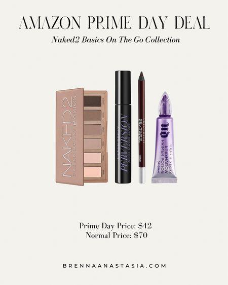 Amazon Prime Day Sale Urban Decay Cosmetics http://liketk.it/3i48b @liketoknow.it #liketkit #LTKunder50 #LTKsalealert #LTKbeauty