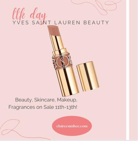 LTK day is here! Check out Yves Sant Lauren Beauty ( YSL ) Rouge Skincare, lipstick, serum, bronzer, designer beauty Huge sale!   #LTKsalealert #LTKbeauty #LTKunder100  #LTKDay #LTKsalealert #LTKunder100
