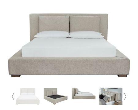 Bed Frame / http://liketk.it/3hVWe #liketkit @liketoknow.it @liketoknow.it.home #LTKhome