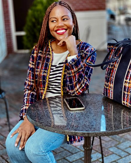 So many compliments on this beautiful jacket and it's on sale too! Look and feel like royalty for less.. #LTKsalealert http://liketk.it/38I7T #liketkit @liketoknow.it