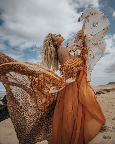 Flowy dresses + the beach = fav things 🥺🥰  #LTKfit #LTKSpringSale #LTKtravel