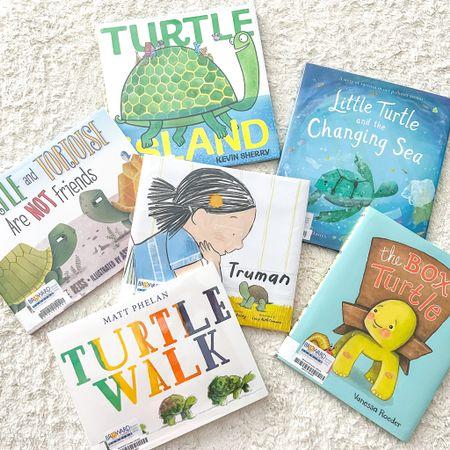Wonderful picture books about turtles for kids 🐢   http://liketk.it/3fRp9 #liketkit @liketoknow.it #LTKfamily #LTKkids #LTKunder50 @liketoknow.it.family