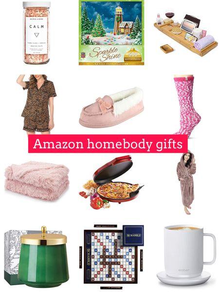Homebody gift guide   #LTKGiftGuide #LTKHoliday #LTKunder50