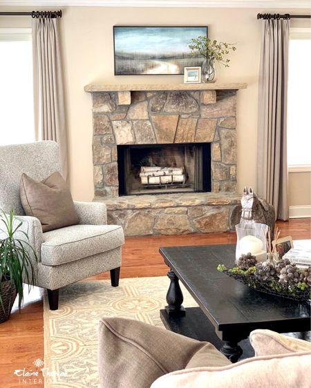 Fireplace update!  http://liketk.it/2FDkI @liketoknow.it.home @liketoknow.it #liketkit