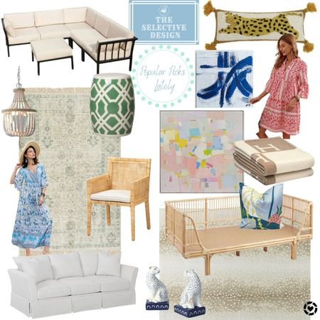 Items you've been loving lately! Rugs, art, furniture, home accessories, pillows, dresses and more!  #LTKhome #LTKsalealert #LTKstyletip