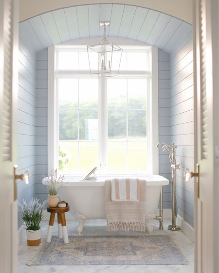 Serena & Lily bathroom products   #LTKhome