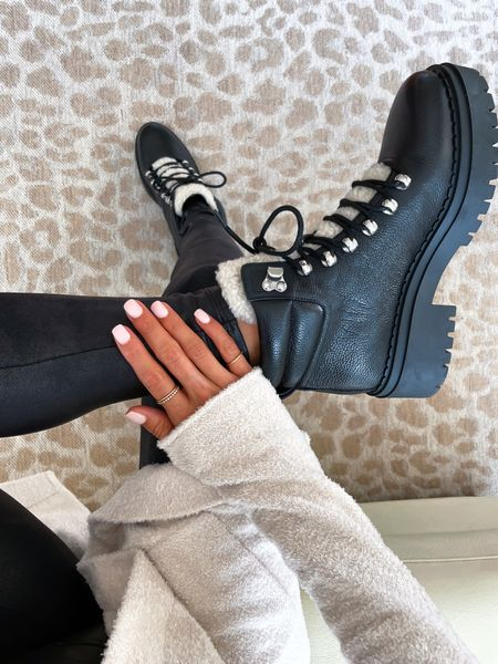 Boots size 7 leggings size Xs petite   #LTKunder100 #LTKshoecrush #LTKunder50