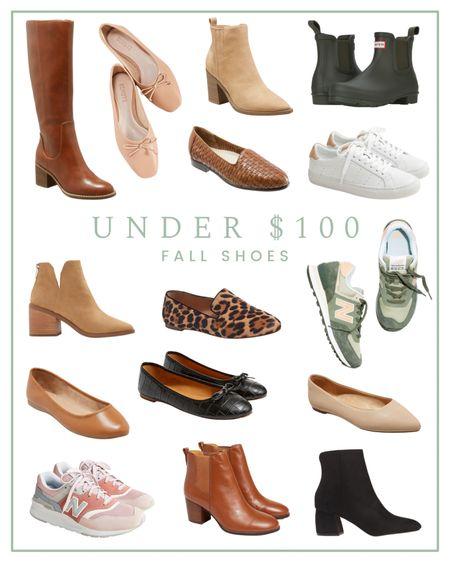 Under $100 fall shoes   #LTKSeasonal #LTKunder100 #LTKshoecrush