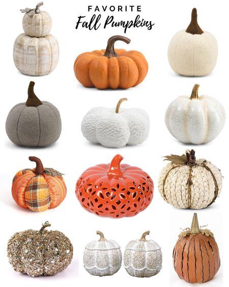 Fall pumpkins  #LTKunder50 #LTKhome #LTKstyletip