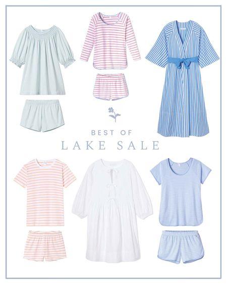 Lake pajama sale!