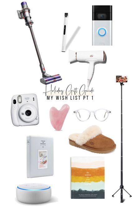 Holiday Gift Guide Series : My Wishlist pt 01🎄 #LTKChristmas #LTKWinter #giftguide  #LTKunder100 #LTKbeauty #StayHomeWithLTK