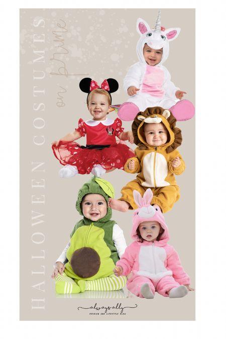 Last minute Halloween costumes on prime for kids/babies!!!   #LTKSeasonal #LTKunder50 #LTKbaby