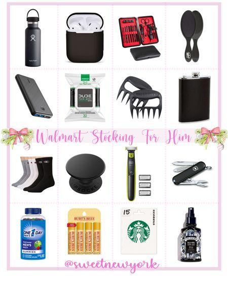 Walmart finds gift guide stocking stuffers for men http://liketk.it/31qX6 #liketkit @liketoknow.it #LTKgiftspo #LTKfamily #LTKmens