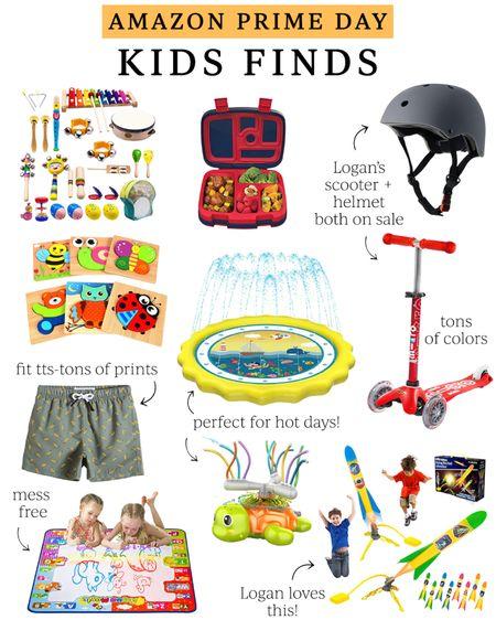 Amazon Prime Day Kids Finds // Amazon Kids #LTKkids #LTKsalealert #LTKunder50 #liketkit @liketoknow.it http://liketk.it/3icsc