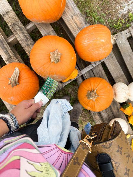 Pumpkin patch ❤️❤️🎃 Key chain key ring Nordstrom Billabong women's graphic tee  Spanx  Victoria Emerson bracelet Métis Louis Vuitton reverse monogram  #LTKshoecrush #LTKstyletip #LTKitbag