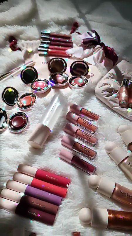 Rare Beauty by Selena Gomez.  Shop the beauty products at Sephora! #sephora #makeup #beautyfinds  #LTKunder50 #LTKbeauty #LTKunder100