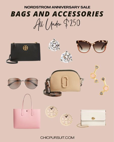 How gorgeous are these bags and accessories from Nordstrom's Anniversary Sale? All under $250 too, including Tory Burch, Michael Kors and more! 😍✨ I'm having a blast going through the sale page, so I'm sharing with you my top picks! @liketoknow.it #liketkit http://liketk.it/3kdow #LTKsalealert #LTKstyletip #LTKitbag