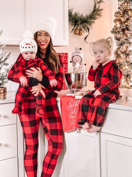 Holiday matching pajamas Christmas pajamas   #LTKHoliday #LTKsalealert #LTKfamily
