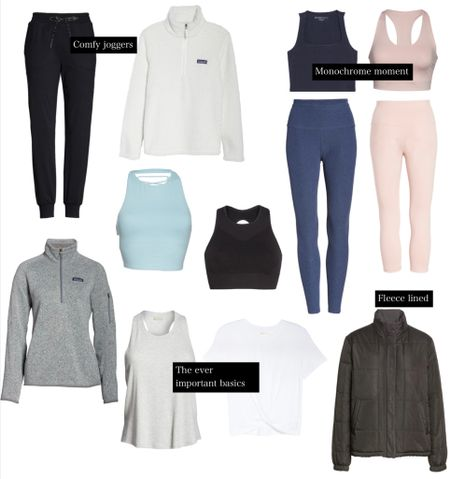 Nordstrom Anniversary Sale!!! Activewear to wear now and later at amazing prices!   #LTKsalealert #LTKfit